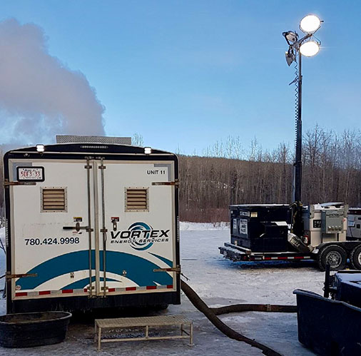 What to Look For in Your Next Frac Water Heater