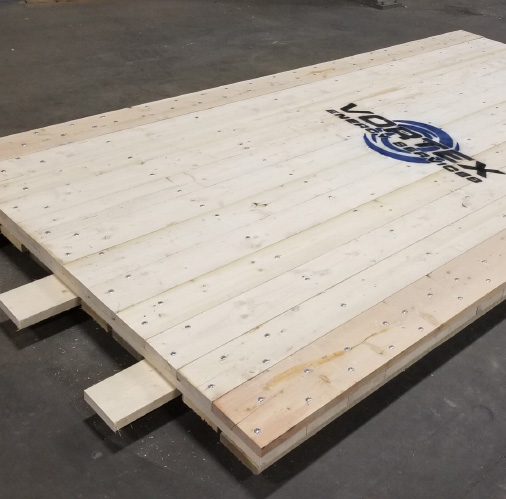 3-Ply Access Mats Built for Canada with Vortex Energy Services