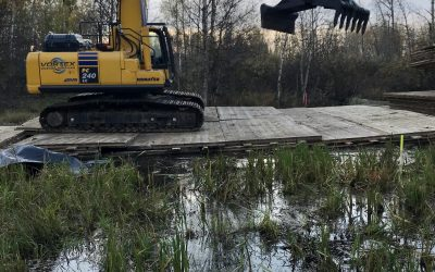 Choosing Your Swamp Mat Supplier with Vortex Energy Services
