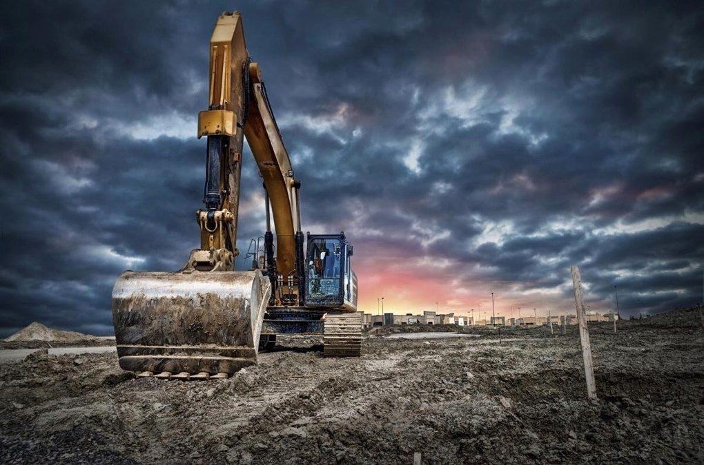 Edmonton Civil Construction with Vortex