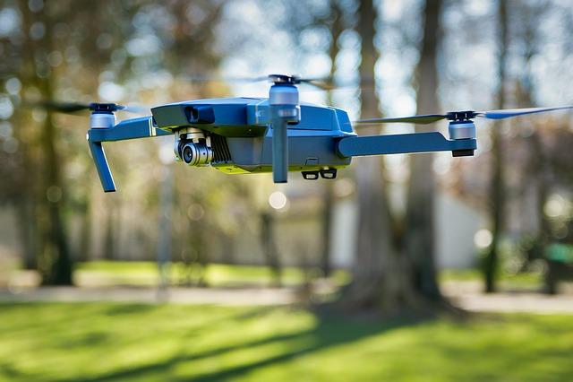 drone surveying alberta